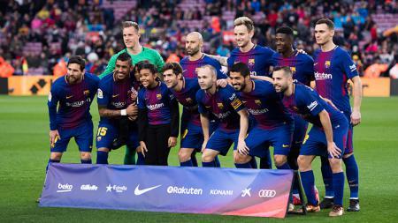 Ada yang gagal total, ini nasib tiga transfer Barcelona yang dilakukan dengan jalur barter. - INDOSPORT