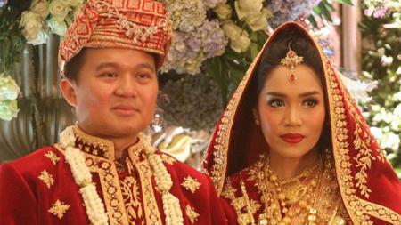 Subhan Aksa dan Alexandra Asmasoebrata - INDOSPORT