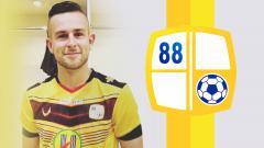 Indosport - Barito Putera perpanjang kontrak Aaron Evans.
