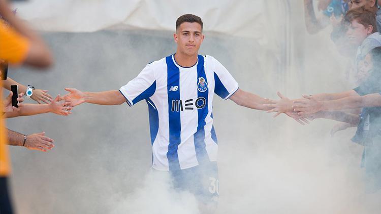 Diogo Dalot, pemain muda FC Porto. Copyright: FC Porto