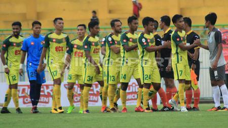 Skuat Kedah FA. - INDOSPORT