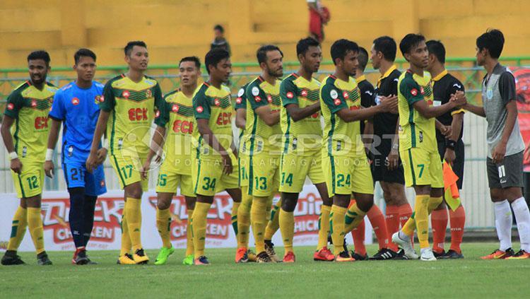 Skuat Kedah FA. Copyright: Ian Setiawan/INDOSPORT