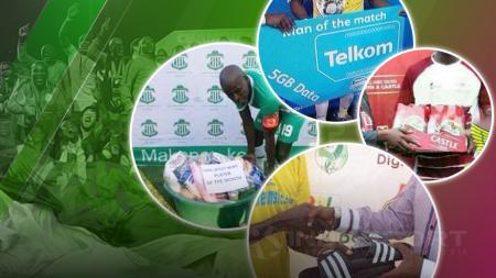 Hadiah Pemain Terbaik di Liga Elite Afrika - INDOSPORT