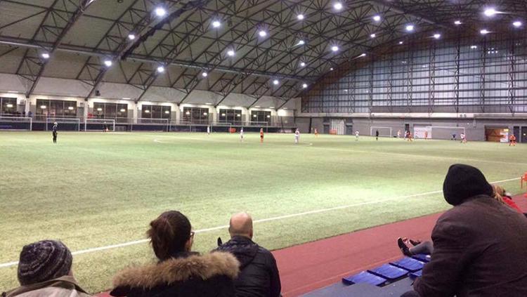 Workshop pelatih di Islandia. Copyright: Istimewa