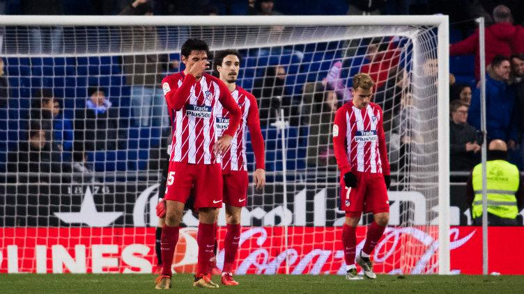 Atletico Madrid Copyright: INDOSPORT