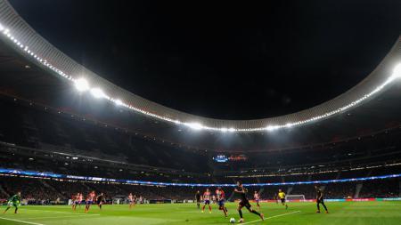 Wanda Metropolitano. - INDOSPORT