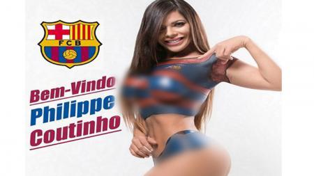 Model panas Suzy Cortez, ucapkan selamat datang ke Coutinho - INDOSPORT