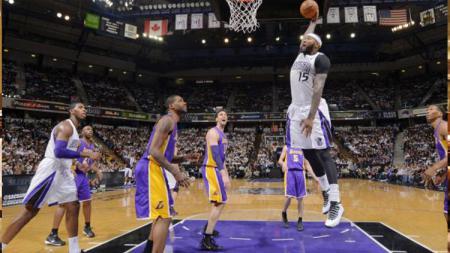Lakers vs Sacramento Kings - INDOSPORT