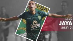 Indosport - Irfan Jaya.