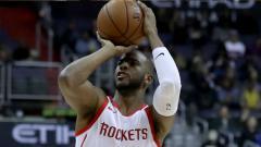 Indosport - Jika dilepas Oklahoma City Thunder, Chris Paul kemungkinan besar akan mendarat di Miami Heat.
