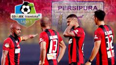 Indosport - Persipura Jayapura.