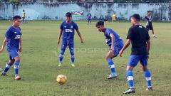 Indosport - Sesi latihan Persiba Balikpapan.