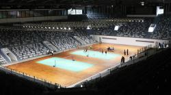 Indonesia Masters 2018 menjadi event pertama Istana Olahraga (Istora) setelah direnovasi.