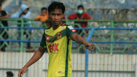 Kapten Kedah FA, Baddrol Bakhtiar saat melawan Persela - INDOSPORT