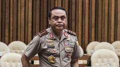 Indosport - CdM Kontingen Indonesia  Komjen pol Syafruddin