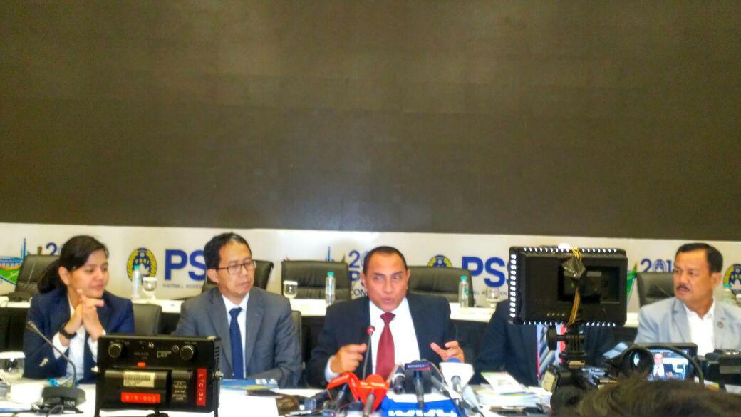 Kongres PSSI 2018 Copyright: INDOSPORT/Petrus Manus Da Yerimon
