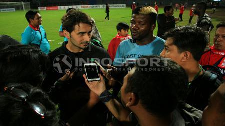 Pelatih Kedah FA, Ramon Marcote - INDOSPORT