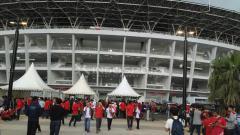 Indosport - Jelang Indonesia vs Islandia