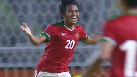 Ilham Udin Armayn, salah satu pemain jebolan SSB Tunas Gamalama. - INDOSPORT