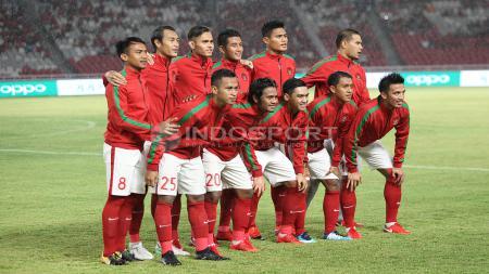 Timnas Indonesia vs Islandia - INDOSPORT