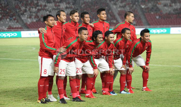 Timnas Indonesia vs Islandia Copyright: Indosport/Herry Ibrahim