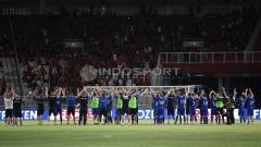 Indosport - Timnas Indonesia vs Islandia.