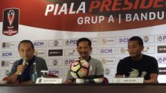Indosport - Pelatih PSMS Medan, Djajang Nurjaman