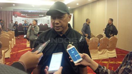 Rahmad Darmawan, pelatih Sriwijaya FC. - INDOSPORT