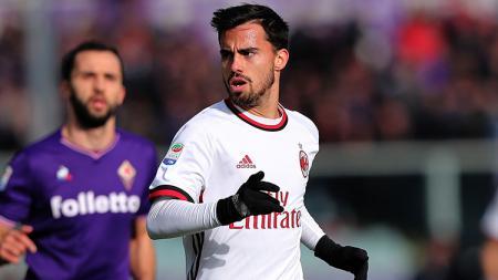 Suso, pemain andalan AC Milan - INDOSPORT
