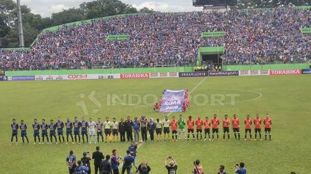Stadion Gajayana Malang diplot sebagai venue Arema FC. - INDOSPORT