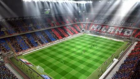 Stadion San Siro. - INDOSPORT