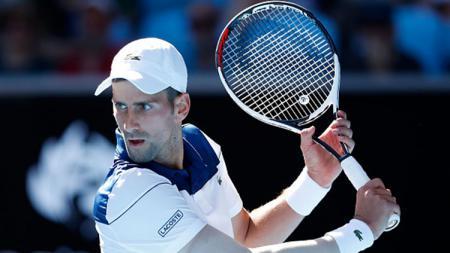 Petenis Serbia juara Australia Terbuka 2019, Novak Djokovic. - INDOSPORT