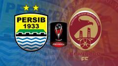 Indosport - Persib Bandung vs Sriwijaya FC.