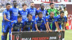Indosport - Skuad Persib Bandung.