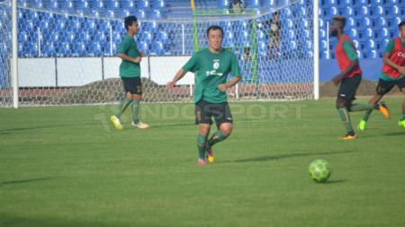 Yoo Hyun-koo, kapten Sriwijaya FC. - INDOSPORT