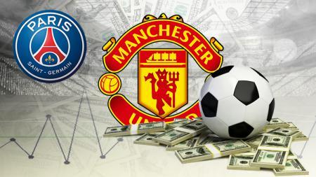 Raih Pendapatan Terbanyak, Manchester United Kalahkan PSG. - INDOSPORT
