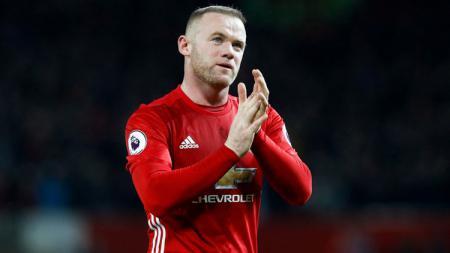 Wayne Rooney adalah salah satu pesepakbola Liga Inggris yang diprediksi bakal sukses sebagai pelatih nantinya setelah gantung sepatu. - INDOSPORT