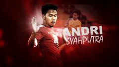 Indosport - Andri Syahputra.