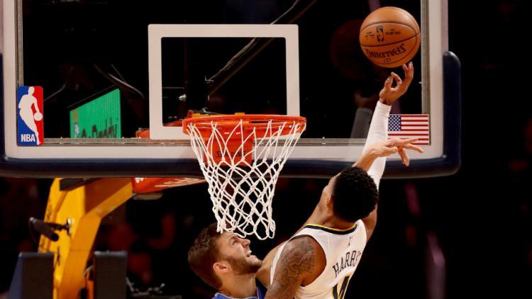 Dallas Mavericks vs Denver Nuggets. Copyright: INDOSPORT