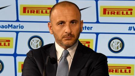 Direktur Inter Milan, Piero Ausilio. - INDOSPORT