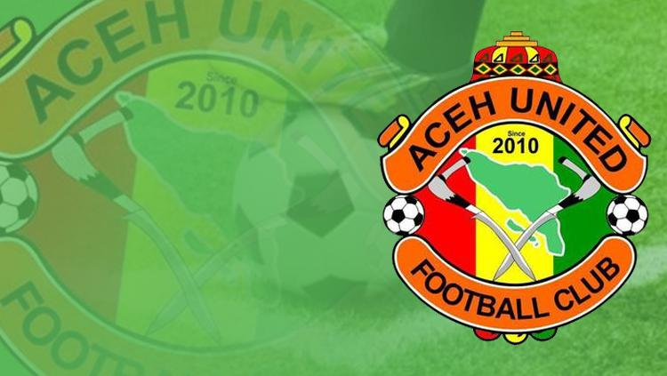 Logo Aceh United. Copyright: INDOSPORT