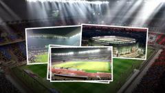 Indosport - Stadion Paling Cerah.