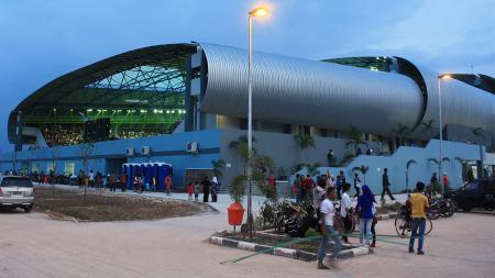 Jakabaring Sport City - INDOSPORT