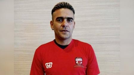 Cristian Gonzales resmi gabung Madura United. - INDOSPORT