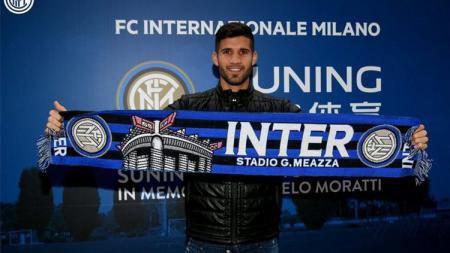 Lisandro Lopez resmi ke Inter Milan - INDOSPORT