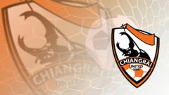 Indosport - Chiangrai United.