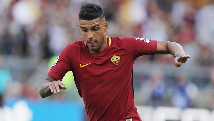 Bek AS Roma, Emerson Palmieri. Copyright: INDOSPORT
