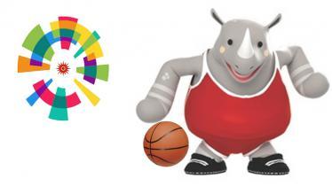 Kaka maskot Basket Asian Games 2018. - INDOSPORT