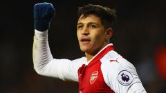 Indosport - Alexis Sanchez segera berseragam Manchester United.