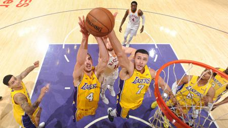 Indiana Pacers v Los Angeles Lakers - INDOSPORT